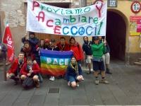 Marcia per la Pace  Perugia – Assisi, 16/05/2010
